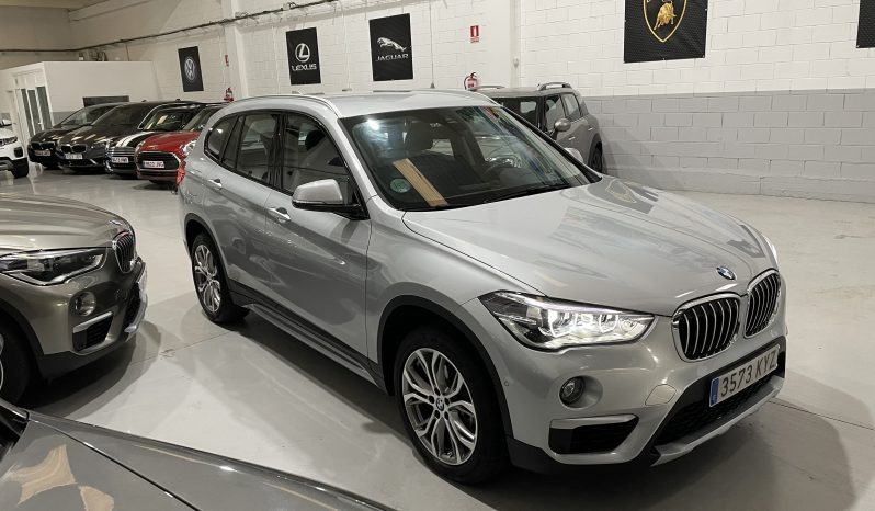 BMW – X1 SDRIVE18D BUSINESS lleno