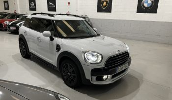 MINI – COUNTRYMAN ONE lleno